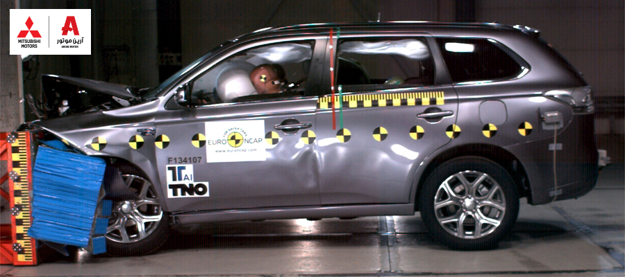 تست تصادف و Euro NCAP