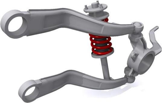 suspension system سیستم تعلیق خودرو
