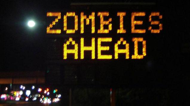 zombiesزامبیها