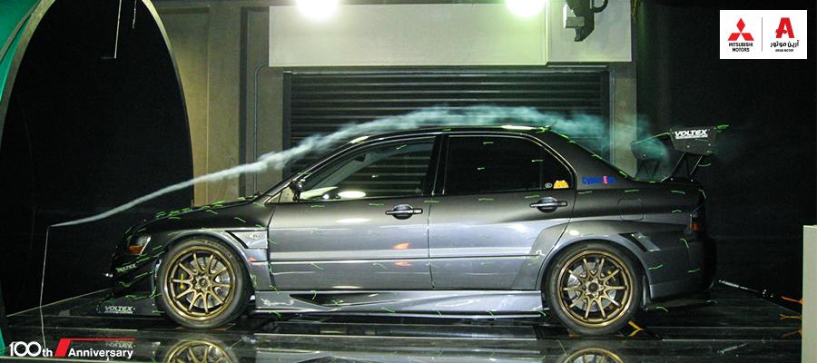 aerodynamic آیرودینامیک