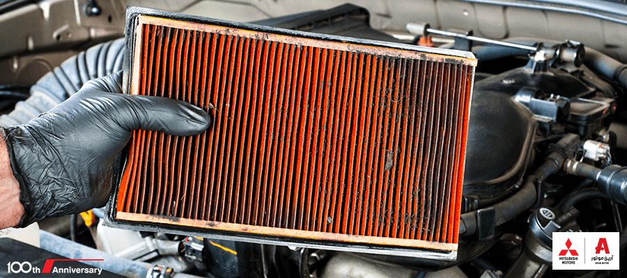انواع فیلتر هوای خودرو