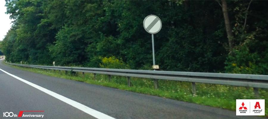 autobahn speed limits محدودیت سرعت در اتوبانها