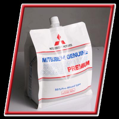mitsubishi engine coolant مایع خنک کننده موتور