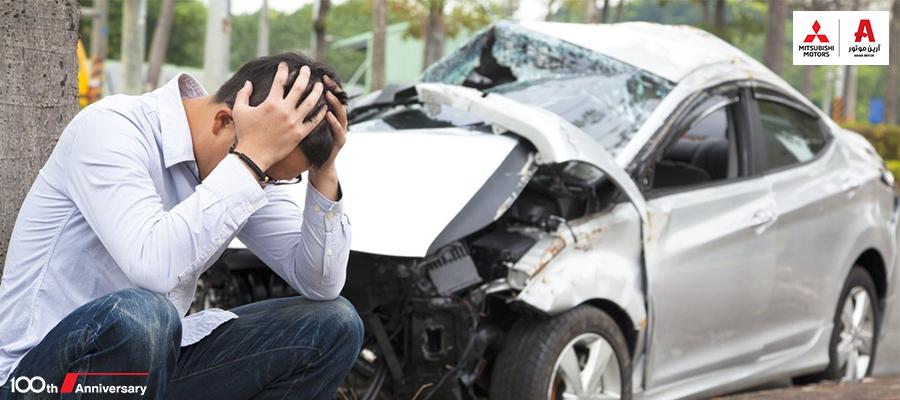 زمان ریکاوری بعد از تصادف رانندگی