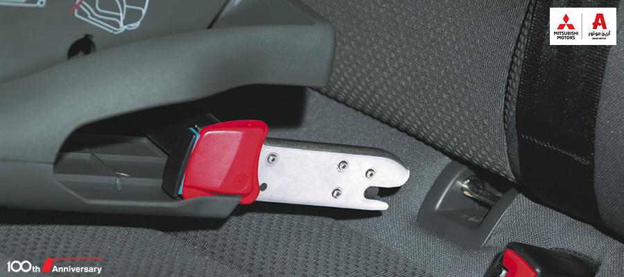 نکات ایمنی صندلی مخصوص کودکان در خودرو