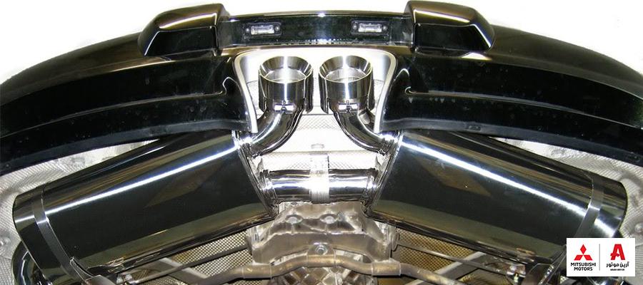 exhaust system انواع اگزوز