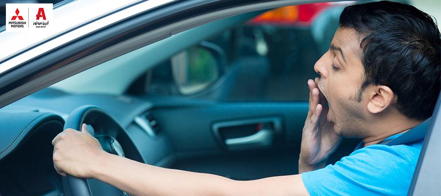 راهکارهای جلوگیری از خوابیدن در هنگام رانندگی