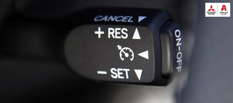 adaptive cruise control سیستم کروز کنترل تطبیقی