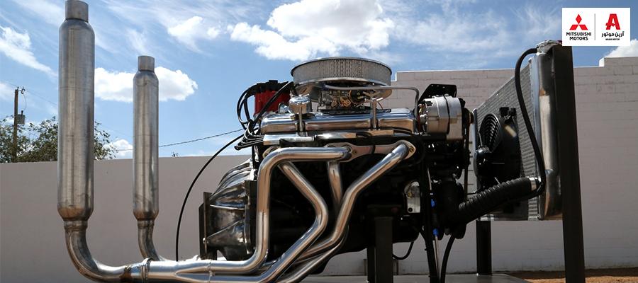 تاریخچه موتورهای احتراق داخلی و خارجی