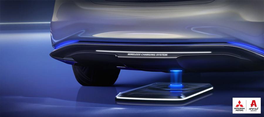 شارژ بیسیم خودروهای الکتریکی