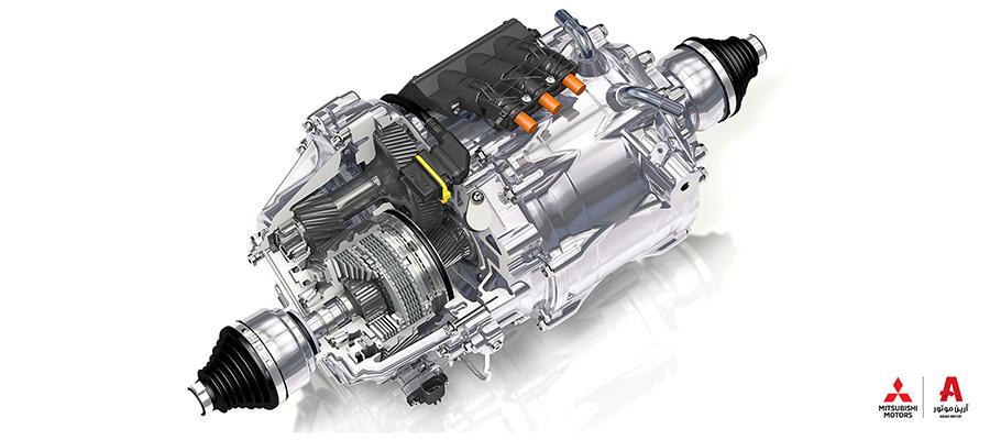 triple clutch transmission جعبهدنده سه کلاچه