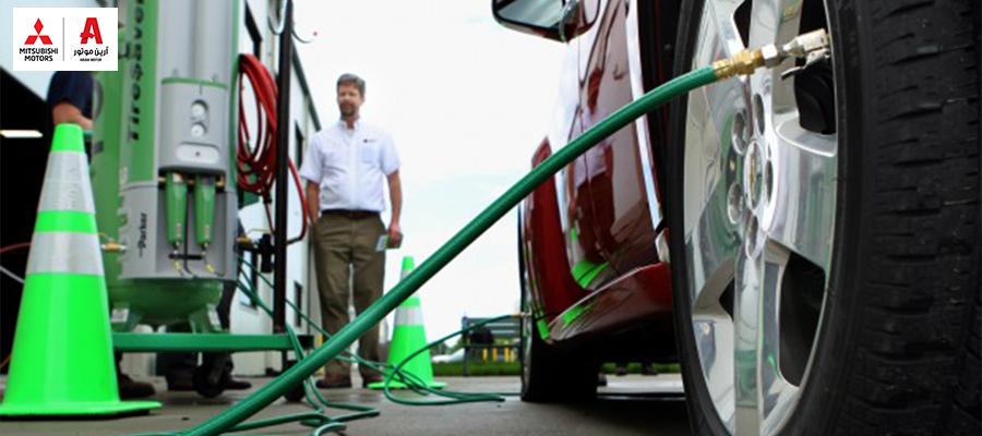 باد نیتروژن در لاستیک خودرو چه تاثیری دارد؟