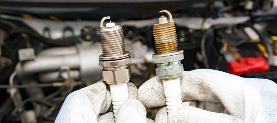 اهمیت شمع در کارکرد موتور
