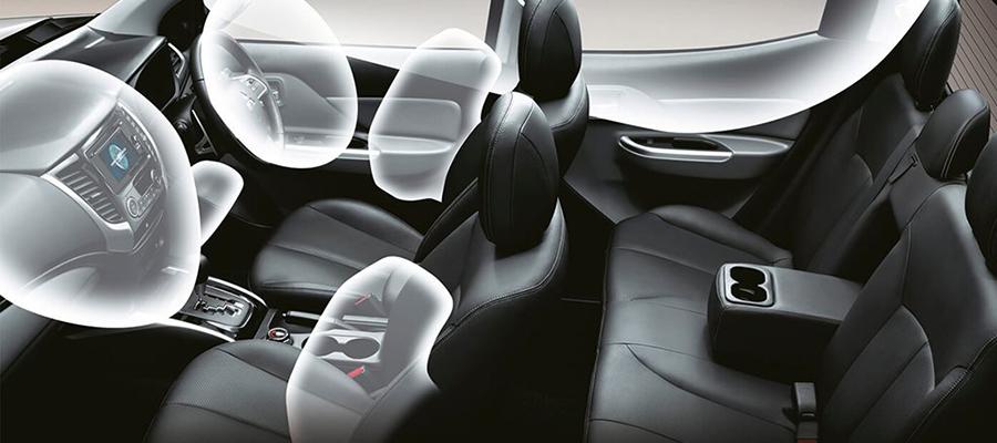 اجتناب از نصب روکش صندلی برای خودروهای میتسوبیشی