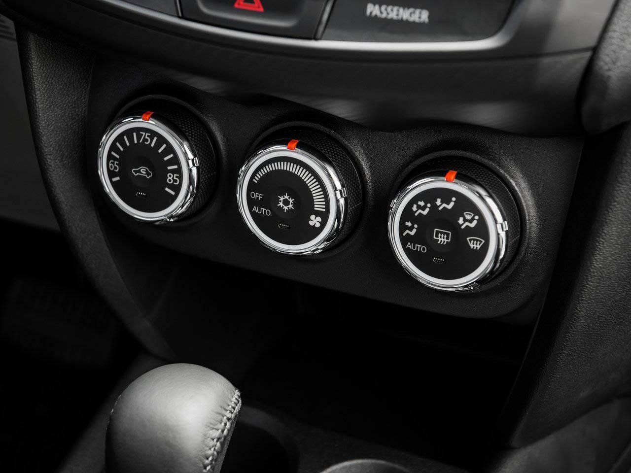 Mitsubishi ASX Interior نمای داخلی میتسوبیشی ایاسایکس